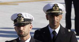 Inside story: How India and Italy sorted the marines' row