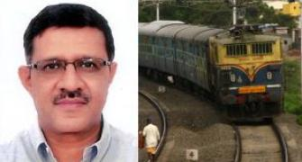 The man who paid Rs 90 lakh bribe to railway minister's