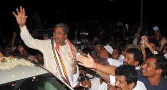 Vindictive politics is not my cup of tea: Siddaramaiah