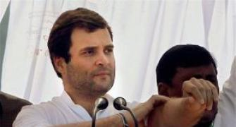 Naxal violence is an attack on the ideals of India: Rahul