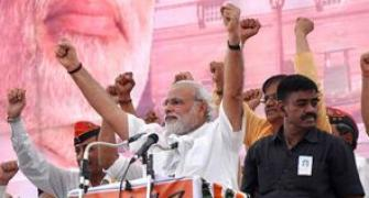 'Everyone is aware Modi is terror target number one'