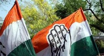 Ban 'farcical, manipulative' opinion polls, demands Cong