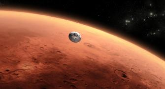 RED ALERT: The truth behind one-way ticket to Mars