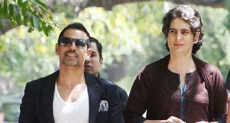 What was Robert Vadra thinking!?!