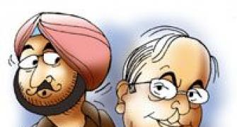 Elecshun Gupshup: All tied up in Amritsar