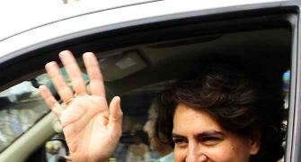 'Speculation on Priyanka helps boost morale of Cong workers'