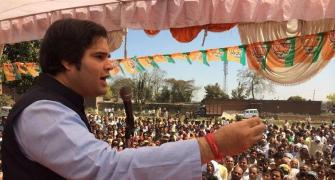Varun Gandhi: 'I want to deepen democracy'