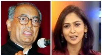 Digvijaya admits relationship with TV anchor
