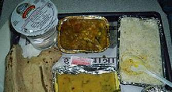 Railways fine IRCTC for 'bad food'
