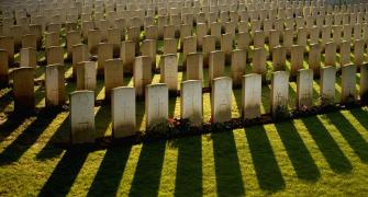PHOTOS: A landscape shaped by World War I