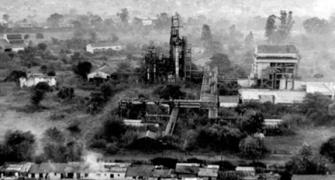 'India had never seen anything like Bhopal'