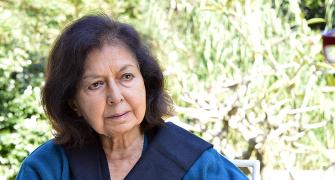 Secularism under threat like never before: Nayantara Sahgal