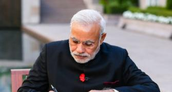 Modi wins TIME readers' poll for 'Person of the Year' title