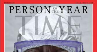 TIME's Person of the Year 2014: The Ebola Fighters