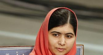 I'm glad that an Indian & Pakistani can be united in peace: Malala