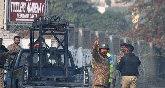 Peshawar attack may signal coming collapse of Pakistan