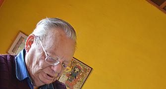 For the love of Ruskin Bond