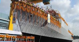 This 'Made in India' warship is ready for export