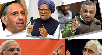 VOTE: The infamous barbs by our netas