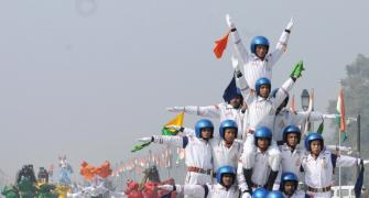 IN PHOTOS: India's grand Republic Day celebrations