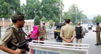 Security beefed up ahead of Modi's maiden Kashmir visit