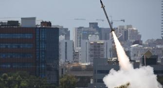 Obama signs funding package for Israel's Iron Dome