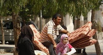 Israel gets ready for invasion; thousands flee Gaza