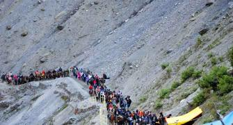 500 pilgrims a day cap set for Amarnath Yatra