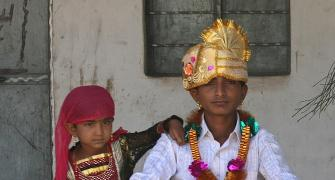 The HORRIFIC truth about child marriages in India