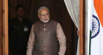 PMO in overdrive as Modi's ministers hit pause button