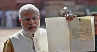 5 things Modi can and must do at once