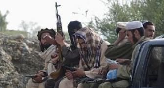 What are Indian Mujahideen operatives doing in Afghanistan?