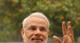 Modi's foreign policy: Tough on Pakistan, China at arm's length