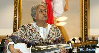 'Modi should rein in trouble makers around him': Amjad Ali Khan