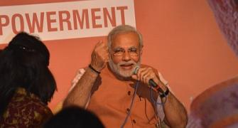 Sheela Says: Modi's Varanasi blues