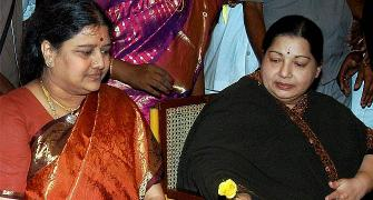 Will Sasikala take Jaya's place?