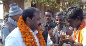 The Telugu civil servant taking on Speaker Meira Kumar in Bihar