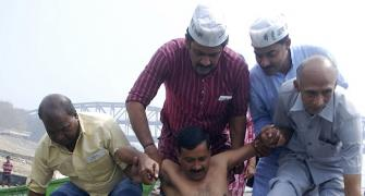 Why Kejriwal could drown in Varanasi