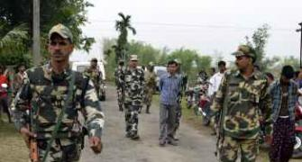 Assam: Four ultras killed by security forces