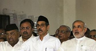 'RSS doesn't want to extend itself to the wheels of politics'