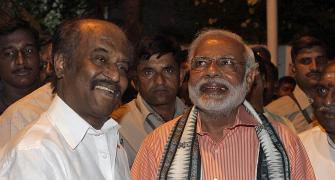 'Rajinikanth should not enter politics'