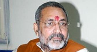 Now Giriraj says all terrorists belong to 'particular community'