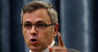 'Omar making all the noises on Article 370 to earn brownie points'