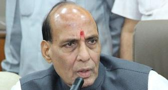 Pakistan is a terrorist state, it should be isolated: Rajnath