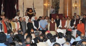 Modi's revamped Cabinet to meet on Monday