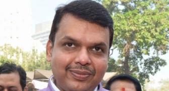 Fadnavis wins trust vote; Cong calls it 'black day' for democracy