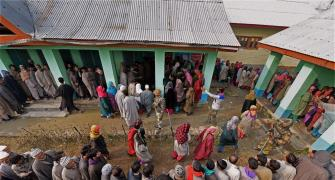 J-K elections: 33 pc voting recorded till noon