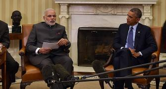 The China factor in Obama's visit to New Delhi