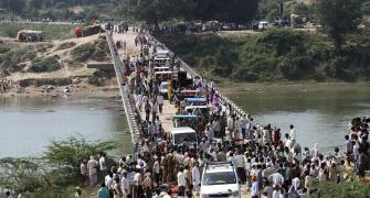 PHOTOS: India's DEADLIEST stampedes ever