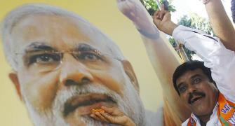 No political party can challenge the BJP's might